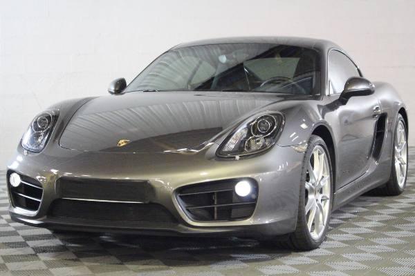 Porsche Cayman II, vp auto, nantes