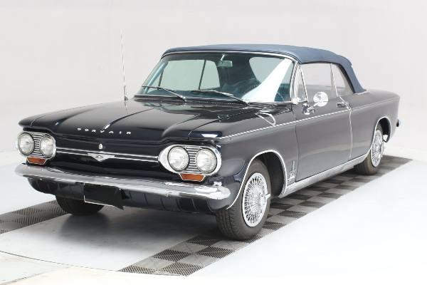 CORVAIR MONZA SPYDER 150HP TurboCharged 1964 - 56 999  km, mise à prix : 16 500 €