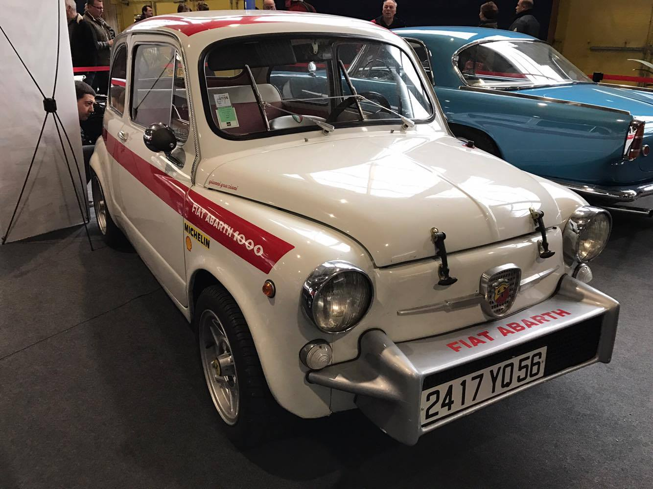 fiat abarth ouest motor's festival vpauto