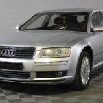 AUDI A8 II 4.2 V8 335 Auto Quat.Tiptro.Pk 2003 - 129785 km, mise à prix tout frais inclus : 8 000€