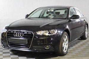 Audi A6 IV enchères