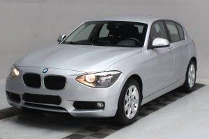 116 F20 1.6d115 ED Business 5p 2013 - 68 321 km, mise à prix (frais de vente inclus) : 13 600 €