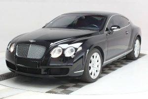 BENTLEY CONTINENTAL GT 6.0 W12 559cv Auto6 2004 - 70 189 km, mise à prix (frais de vente inclus) : 37 800 €