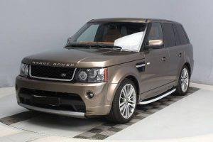 RANGE SPORT 3.0SDV6 255 Auto HSE Ph2 2012 - 111 827 km, mise à prix (frais de vente inclus) : 28 500 €