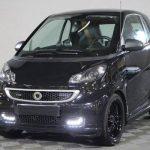 SMART FORTWO II 1.0T102 AutoBrabusXclusPh3 2013 - 59705 km, mise à prix tout frais inclus : 8 000€