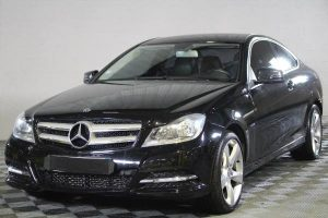 Mercedes C III COUPE 220 2.1CDi170BE Auto7