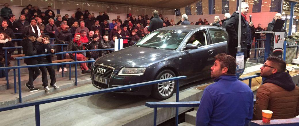 Vente à Lorient : plus de 700 véhicules présentés