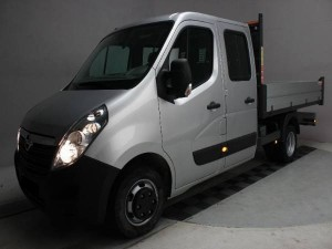 MOVANO BENNE DBLE CAB 2.3DTi125 RJL3