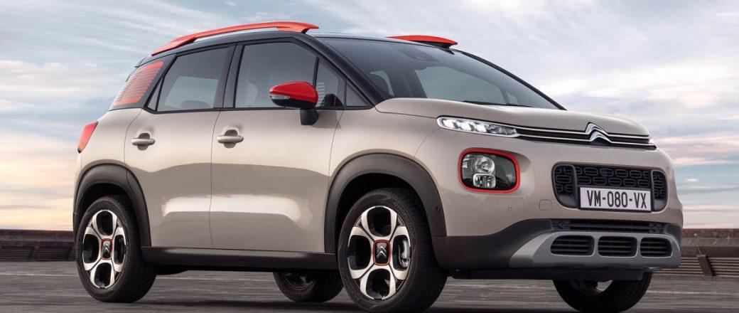 Le Citroën C3 Aircross dévoilé