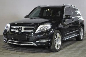 Mercedes Classe GLK