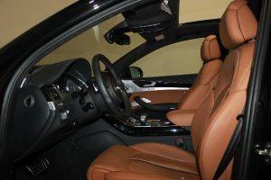 intérieur Audi S8 Plus en vente aux enchères