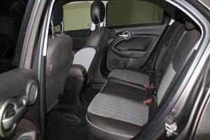 Fiat 500 X aux enchères
