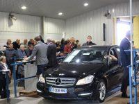 Plus de 450 vehicules en vente le 7 aout à Nantes