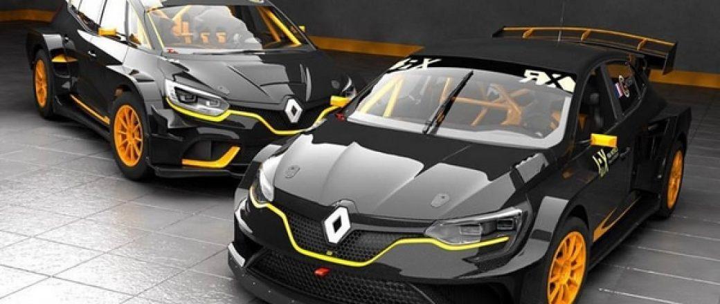 De l'Espace F1 au Scénic 4 RX Taxi