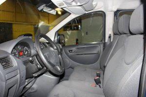 Jumpy Cab approfondie en vente aux enchères VPauto