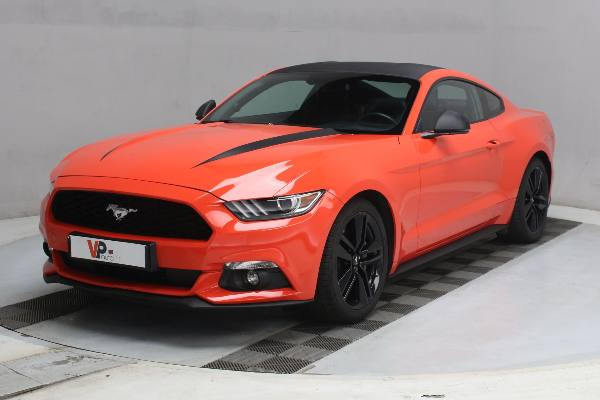 Mustang Fastback 2.3 EcoBoost 317