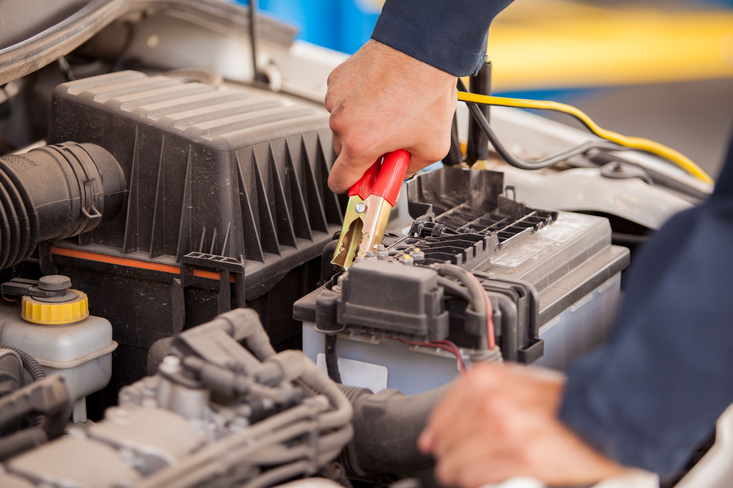 Vente et entretien batterie voiture Salon Batteries Salon de