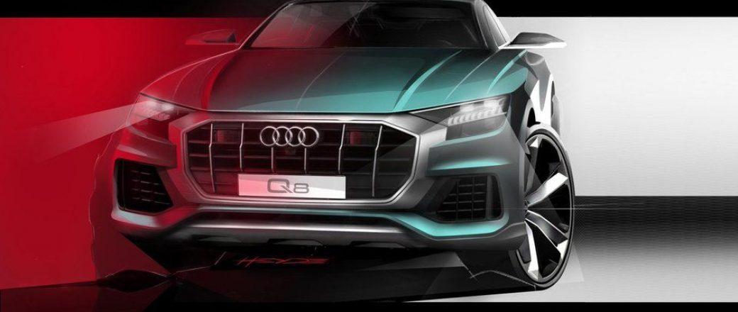 L'Audi Q8 bientot dévoilé