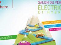 Le Salon du Véhicule Électrique et Hybride