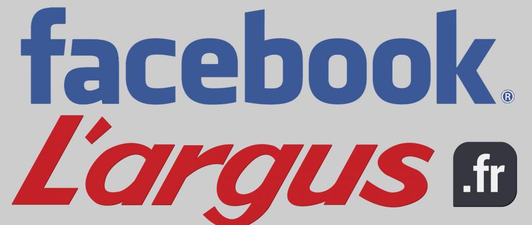 Facebook et l'Argus main dans la main