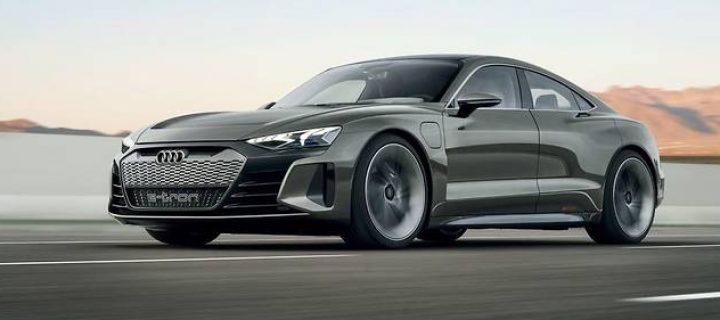Salon de Los Angeles 2018 – Audi dévoile son e-tron GT concept
