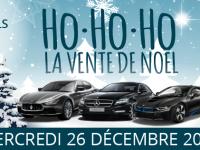 Une vente de Noël remarquable le mercredi 26 décembre à Lorient !