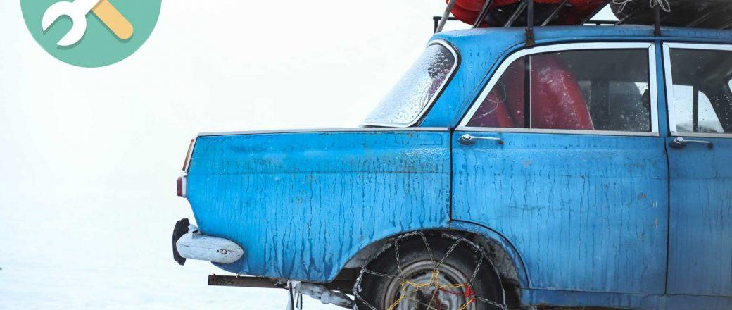 Comment préparer sa voiture pour l'hiver ?