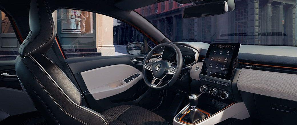 L'intérieur de la future Clio 5 révélé par Renault