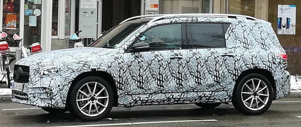 Mercedes enrichit sa gamme d'un nouveau SUV