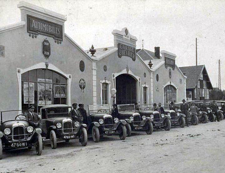 Les modèles emblématiques de chez Citroën