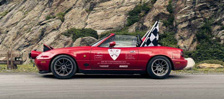 La Mazda MX-5 bat un record pour le moins insolite