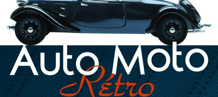 Auto Moto Retro 2019 : un salon retro plein de nouveautés