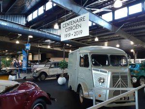 Stand Centenaire Citroën