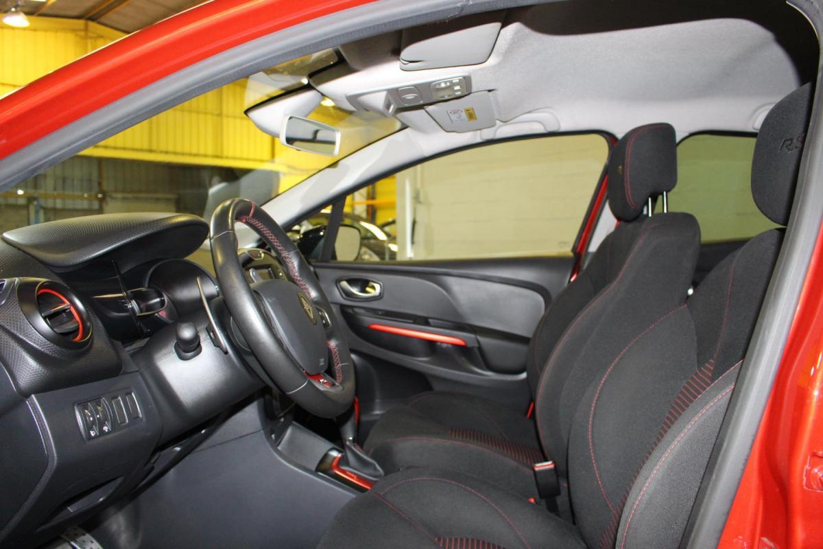 Clio RS inté