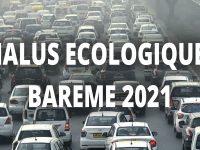 Malus écologique : les changements en 2021