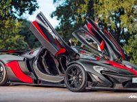 Une McLaren P1 GTR immatriculée pour la route en vente pour 3,5 Millions d'Euros