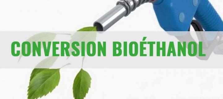 Comment faire passer sa voiture au bioéthanol E85 ?