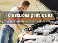Nos 10 astuces pour prolonger la durée de vie de son véhicule