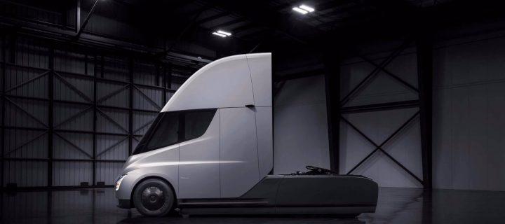 Le Tesla Semi s'apprête à électrifier le marché des poids lourd