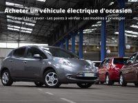 Acheter un véhicule électrique d'occasion: ce qu'il faut savoir !