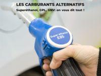 Bioéthanol, GPL, Biodiesel: ce qu'il faut savoir des carburants alternatifs